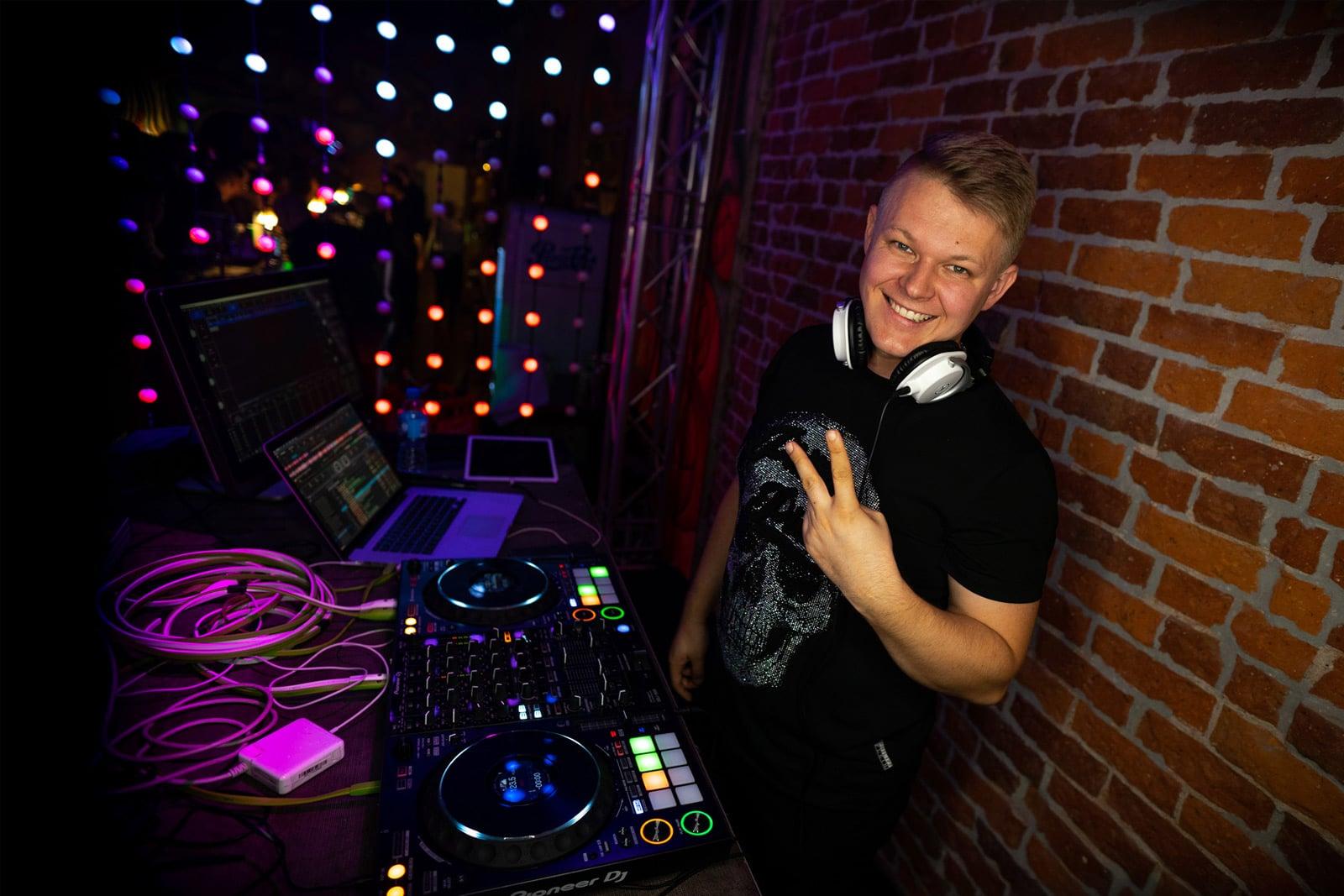 DJ - Zaklęte Rewiry we Wrocławiu