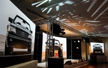 20m2 ekran LED p3 - Wrocław