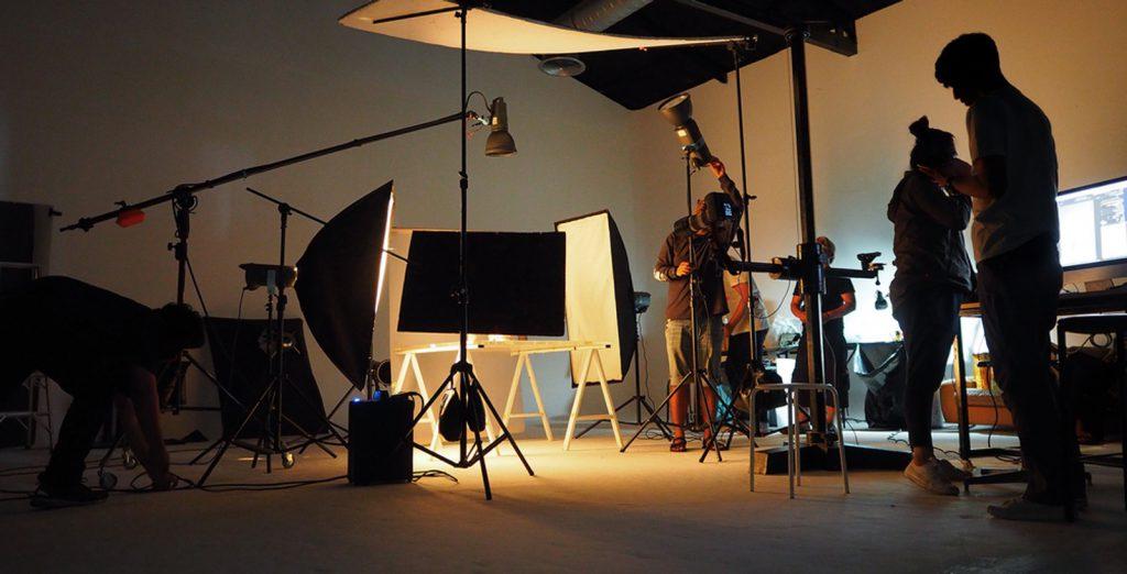 Plan filmowy - DST Film studio